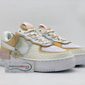 Giày Nike Air Force 1 Shadow 'Daisy' Replica 1:1