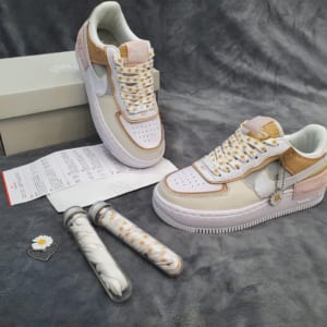 giay nike air force 1 daisy spruce aura replica