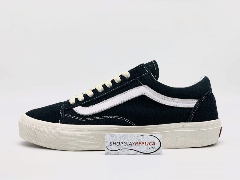 Vans Vault Old Skool Black White