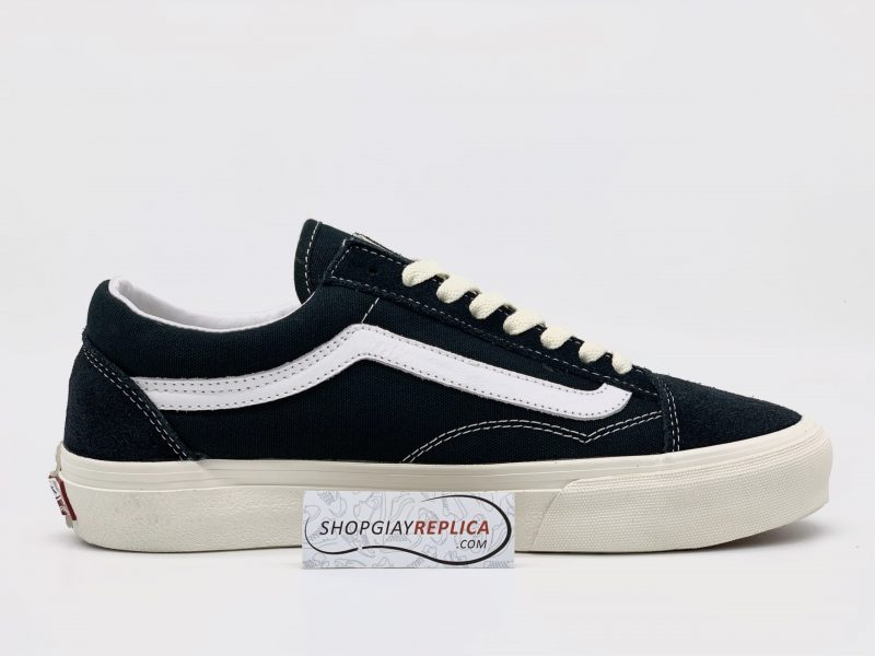 Vans Vault Old Skool Black White replica 1:1