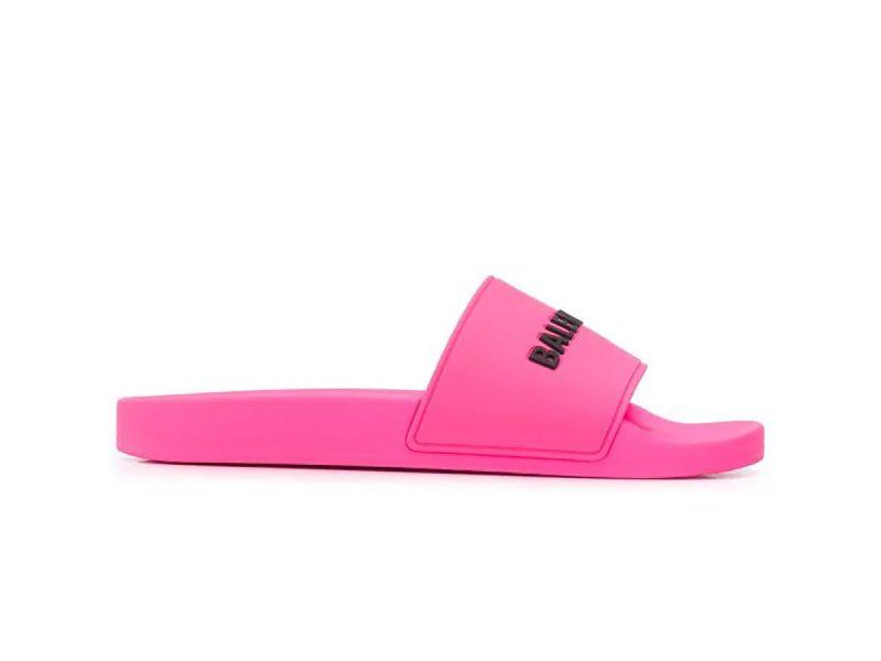 Dép Balenciaga Pool Slide Pink