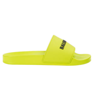Dép Balenciaga Pool Slide Lime Replica