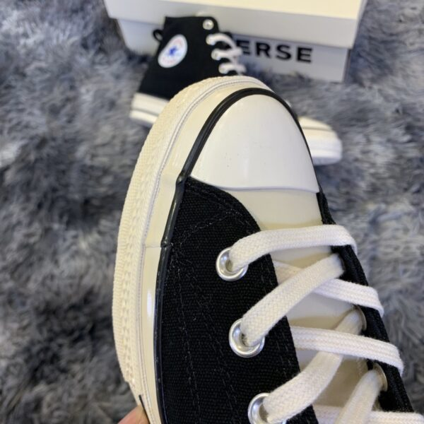 Giày Converse Chuck Taylor 1970s High Fear Of God Black Natural Replica