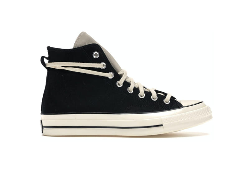 Converse Chuck 1970s High Fear Of God Black Natural Replica