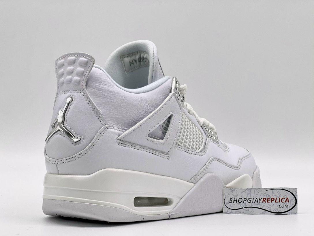Giày Nike Air Jordan 4 Retro Pure Money
