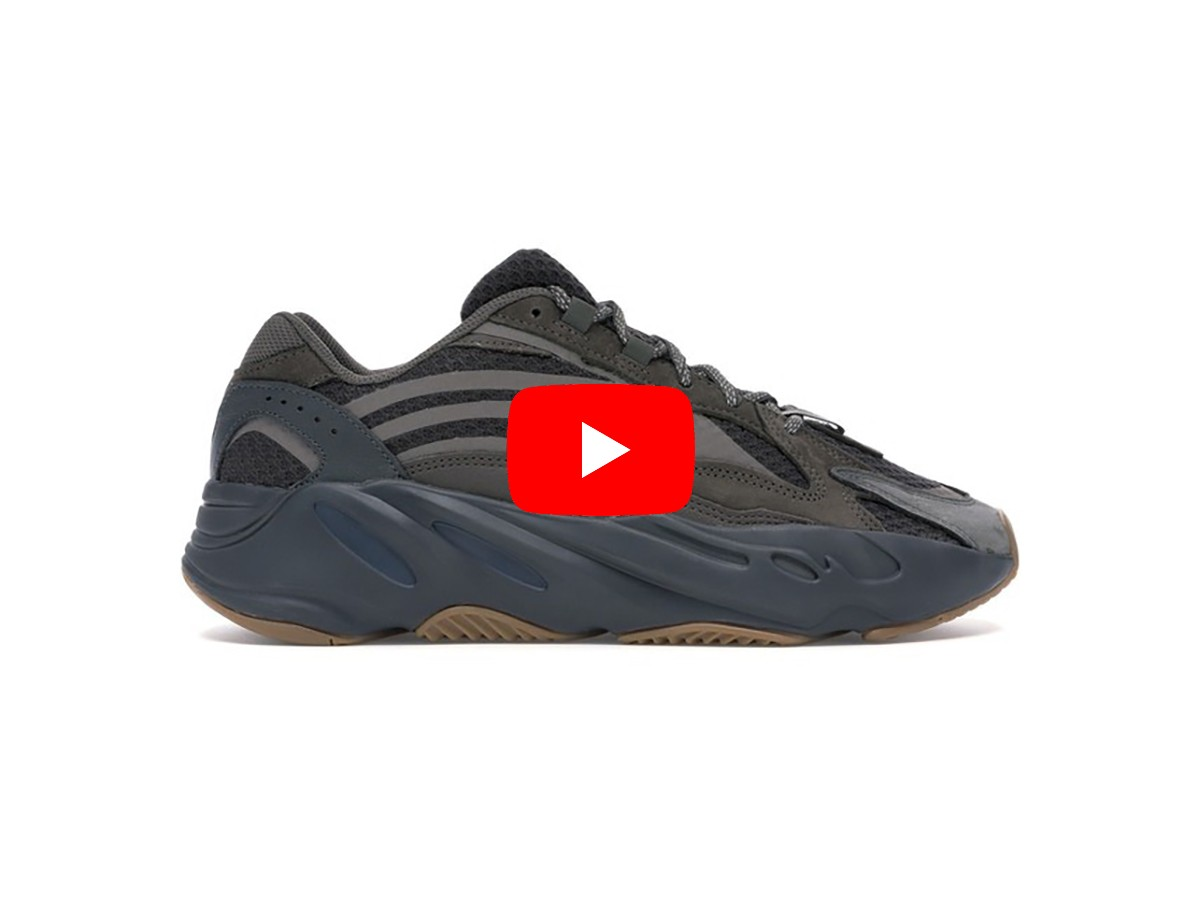 Video giày yeezy 700 v2 geode