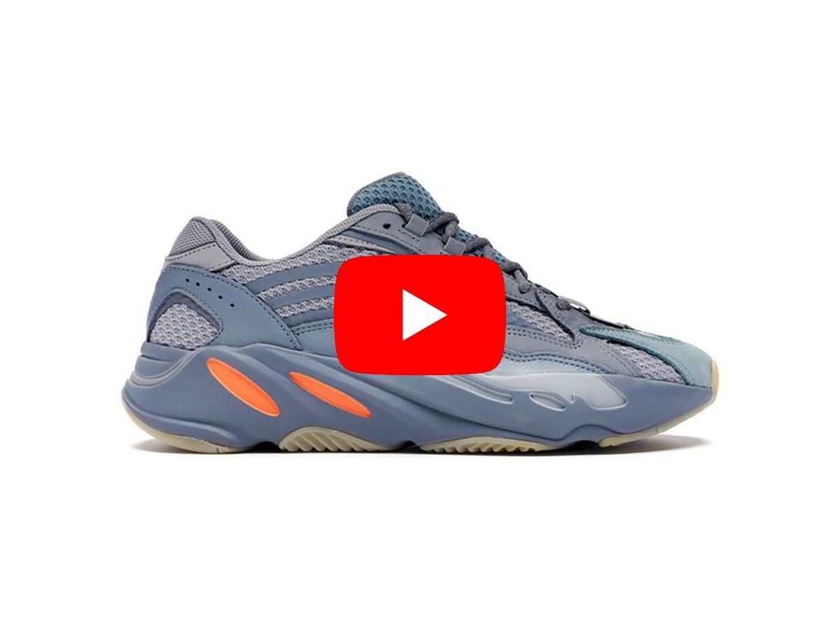 unbox giày yeezy 700 v2 inertia rep