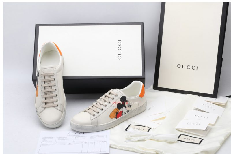 Giày Gucci Mickey Like Auth