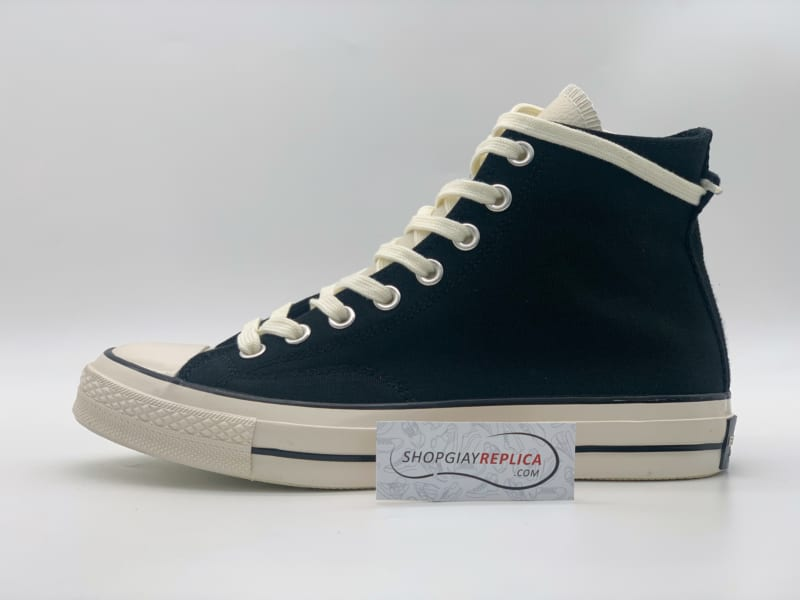Giày Converse Chuck Taylor 1970s High Fear Of God Đen Rep