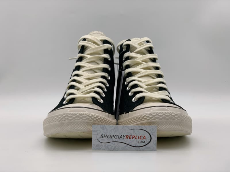 Giày Converse Chuck Taylor 1970s High Fear Of God Đen Replica