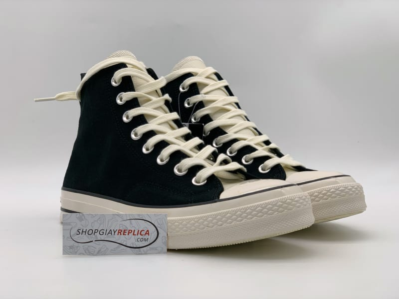 Giày Converse Chuck Taylor 1970s High Fear Of God Đen Replica 1:1