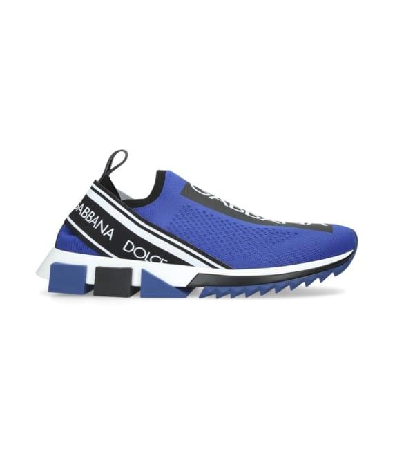 Giày Dolce & Gabbana Sorrento Blue siêu cấp