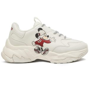 Giày MLB Boston Mickey replica