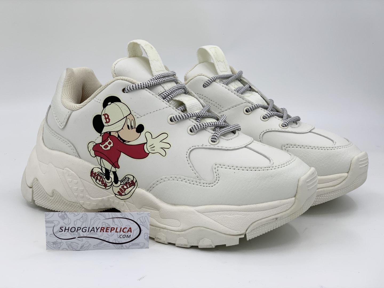 Giày MLB Boston Mickey