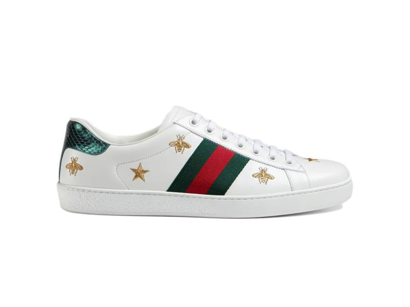 Giày Gucci Ong Sao Siêu Cấp