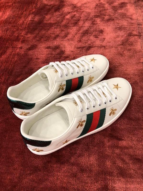 Giày Gucci Ong Sao Siêu Cấp 1