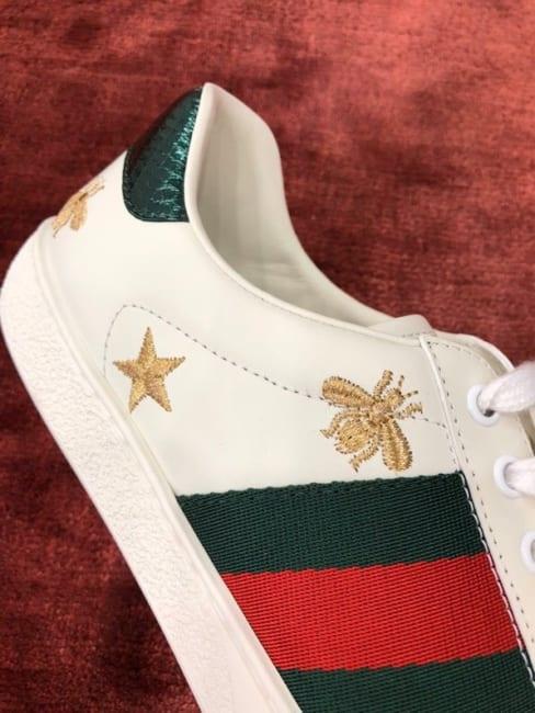 Giày Gucci Ong Sao Siêu Cấp 1:1