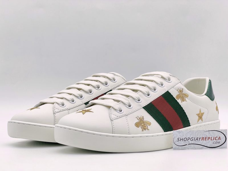 Gucci ACE Bee and Stars