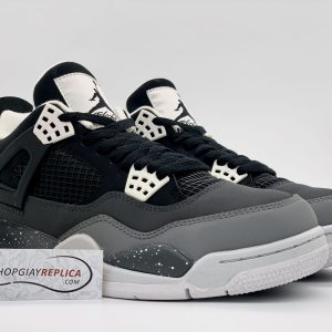 Giày Nike Jordan 4 Retro Fear Pack Rep 11