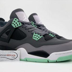 giày jordan 4 retro green glow
