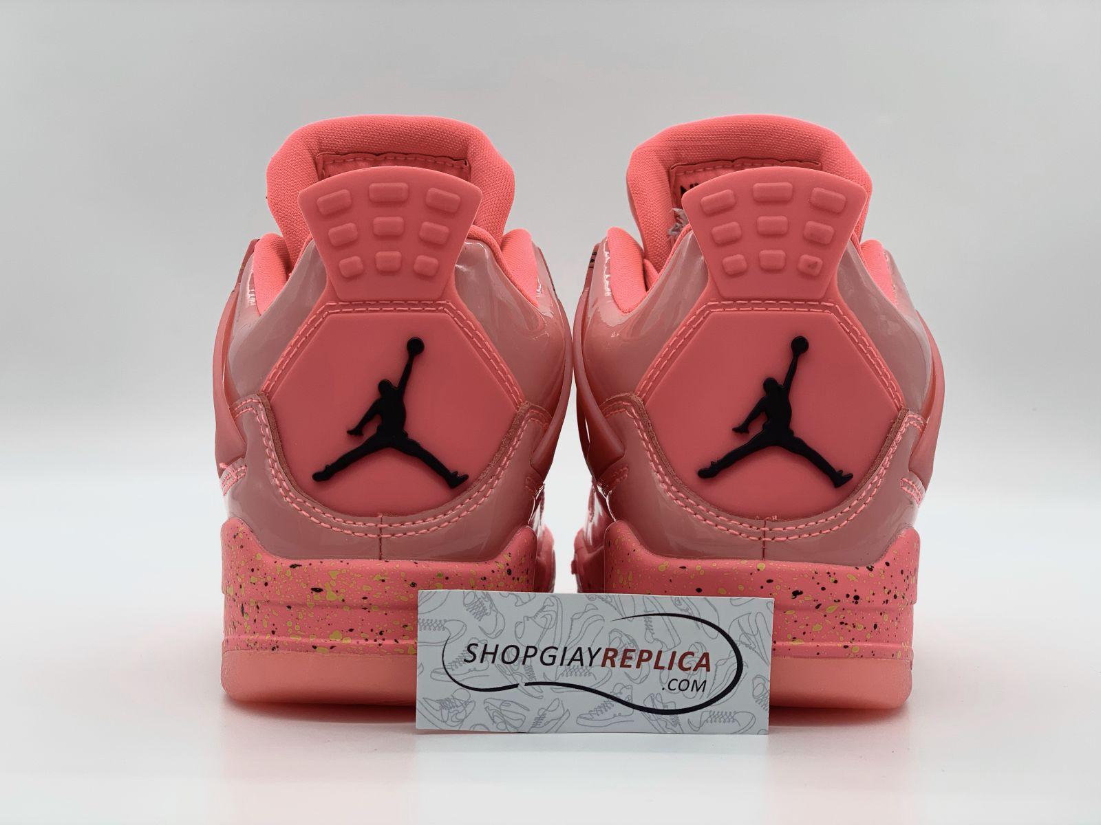Jumpman Nike Jordan 4 Hot Punch