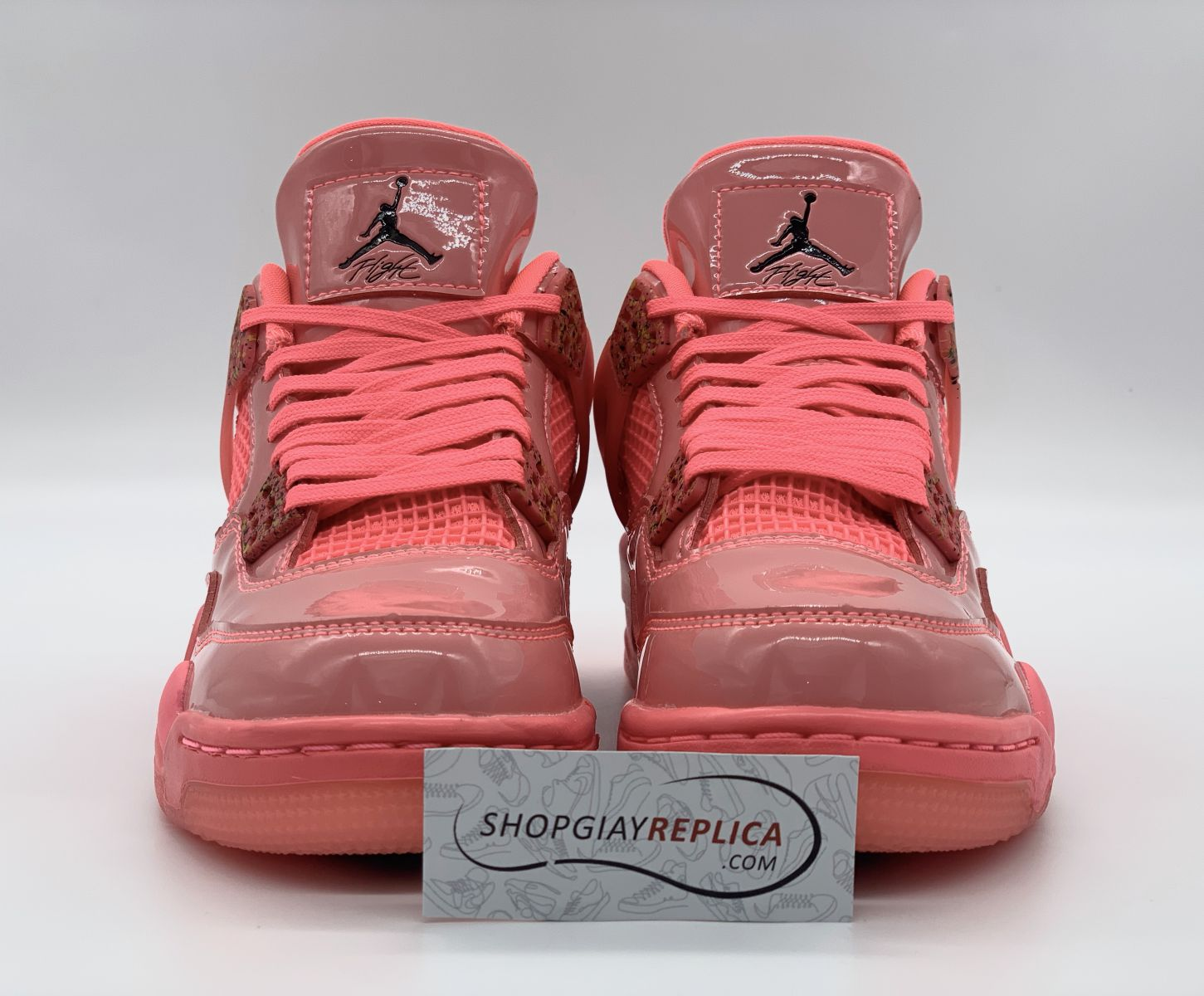 Nike Jordan 4 Hot Punch