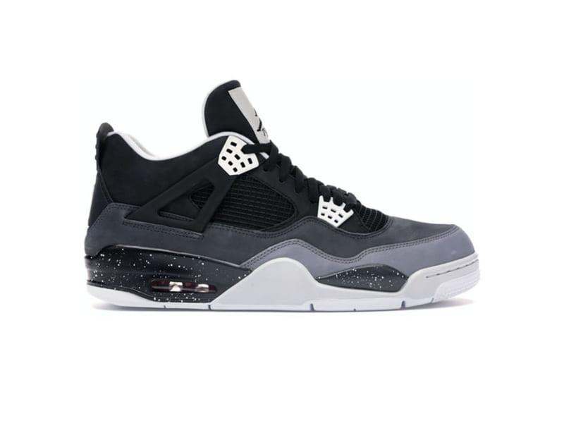 Giayf Nike Air Jordan 4 Retro Fear Pack Replica