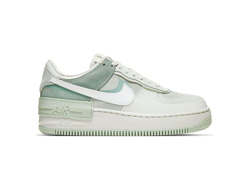 Nike Air Force One Shadow-Spruce-Aura-green