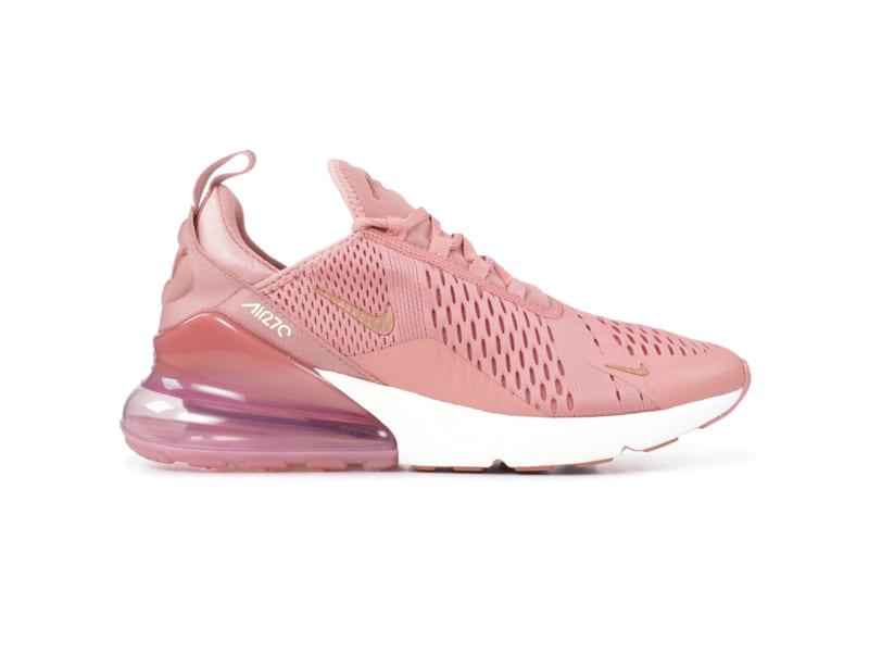 Giày Nike Air Max 270 hồng replica
