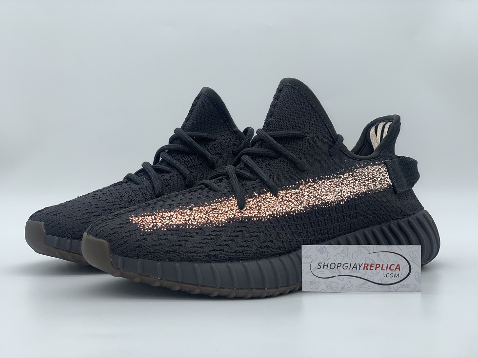 Giày Yezzy 350v2 Cinder phản quang reflective