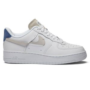 Nike Air Force 1 LX Vandalized White