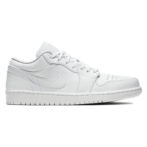 Giày Nike Air Jordan 1 Low White Replica