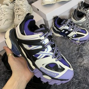 Giày Balenciaga Track 3.0 trắng tím