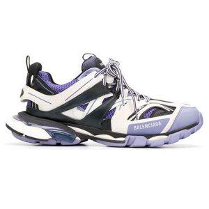 Giày Balenciaga Track 3.0 trắng tím Replica