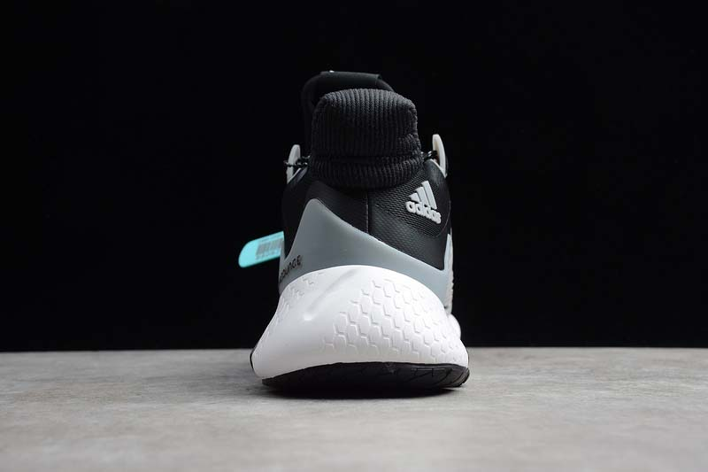 Giày Adidas Alphabounce Instinct M đen trắng replica