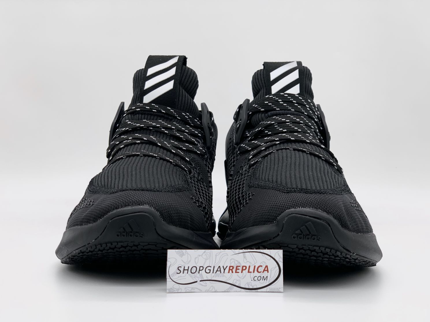Giày Adidas Alphabounce Instinct M full đen rep 1:1