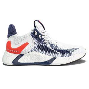 Giày Adidas Alphabounce Instinct M trắng đỏ Replica