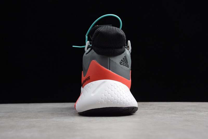 Giày Adidas Alphabounce Instinct M xám đỏ replica