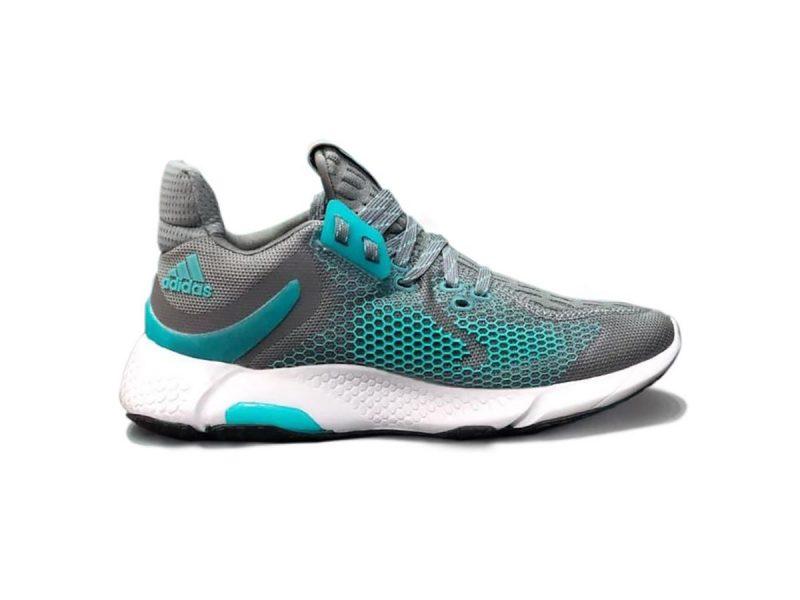 Giày Adidas Alphabounce Instinct M xám xanh replica