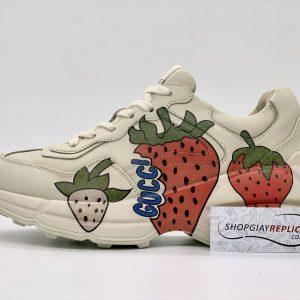 Gucci Rhyton Dâu Tây (Strawberry) Like Auth
