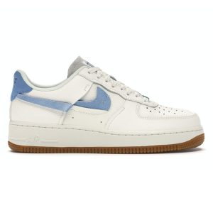 Giày Nike Air Force 1 Vandalized Sail Mystic Green Replica