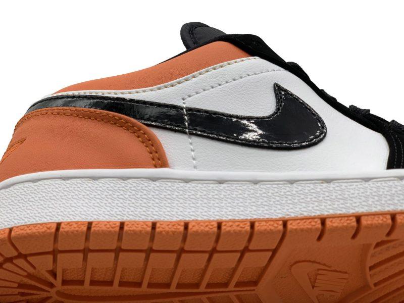 Swoosh Nike Jordan 1 Low Shattered Backboard