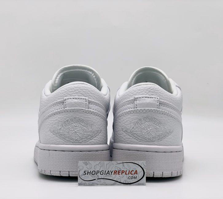 Jordan 1 Low Triple White replica