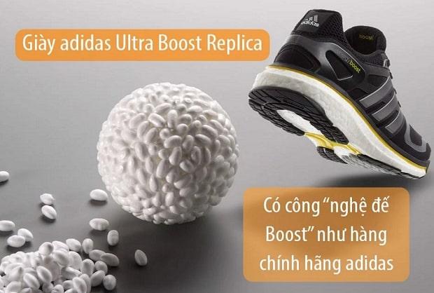 công nghệ đế boost nén chính hãng giày ultraboost