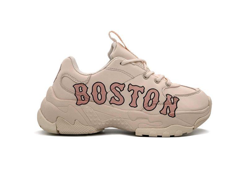 MLB Boston hồng replica