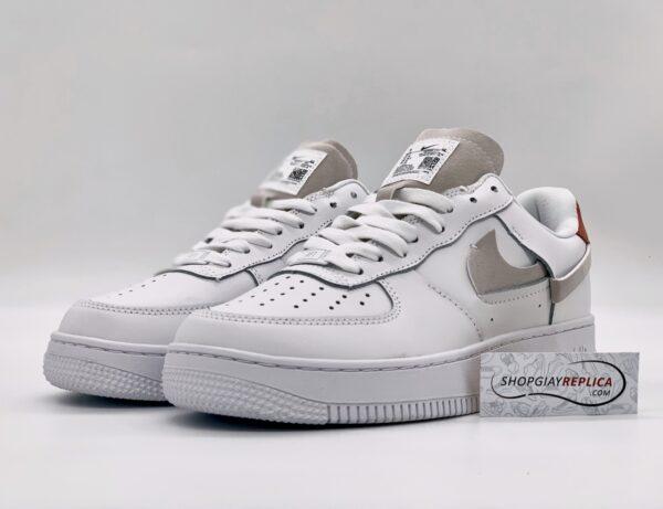 Giày Nike Air Force 1 LX Vandalized White rep 1 1
