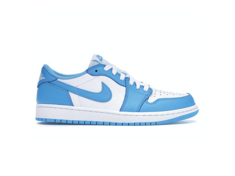 Giày Nike Air Jordan 1 Low SB UNC replica