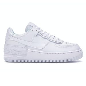 Nike Air Force 1 Shadow Triple White giá rẻ