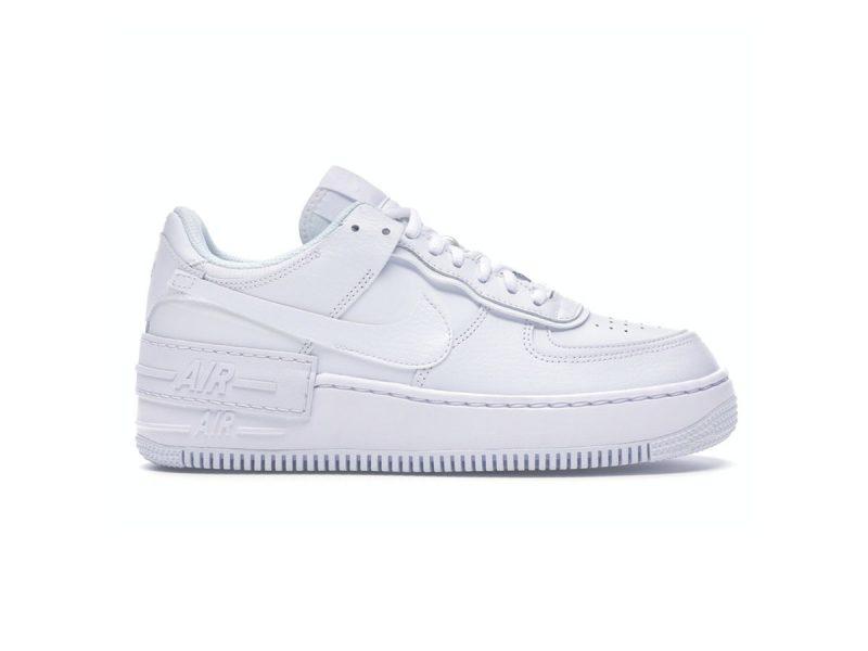 Nike Air Force 1 Shadow Triple White giá rẻ