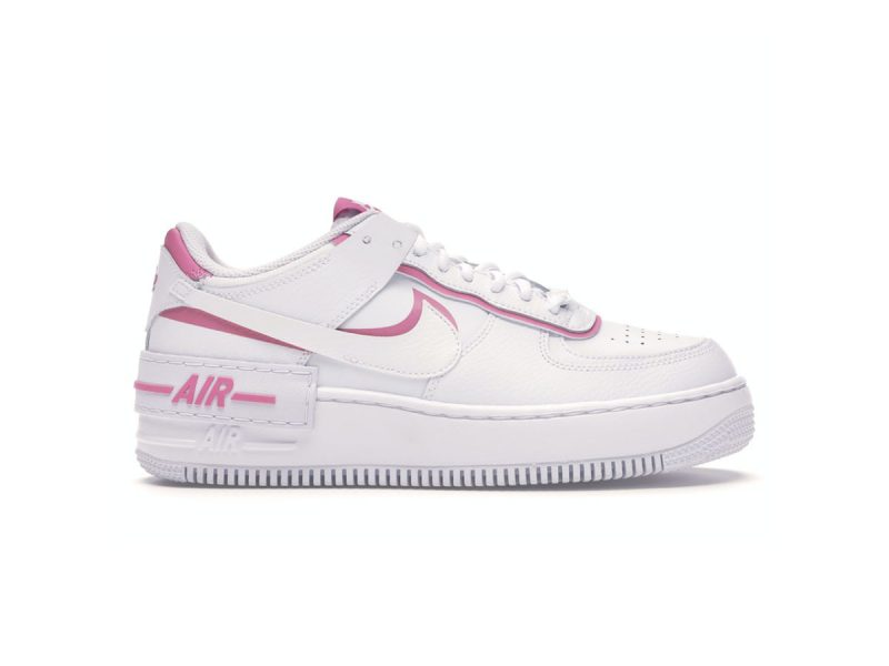 Nike Air Force 1 Shadow White Magic Flamingo Replica